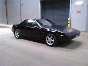 supercharged fiero project