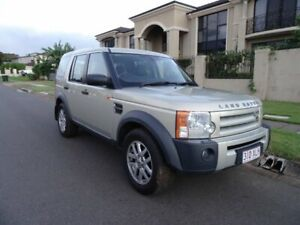 2008 Land Rover Discovery 3 MY06 Upgrade SE Atacama Sand 6 Speed Automatic Wagon Sunnybank Hills Brisbane South West Preview