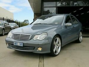 2005 Mercedes-Benz C180 As Shown In Picture Auto Tipshift Sedan Dandenong Greater Dandenong Preview
