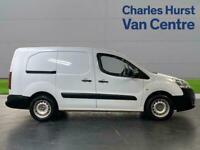 2018 Peugeot Partner 715 S 1.6 Bluehdi 100 Crew Van Van Diesel Manual