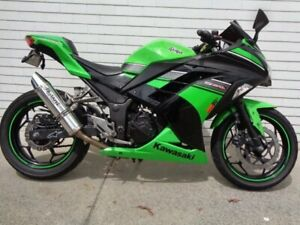 2013 Kawasaki Ninja 300 ABS Bungalow Cairns City Preview