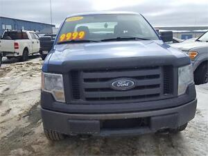 "2010 Ford F-150 XL 4WD SuperCab 145"" box"