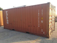 Best Delivered Prices on Storage and Sea Shipping Containers