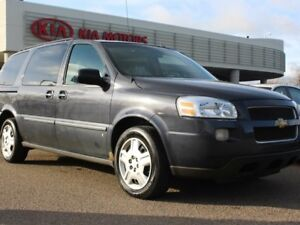 2009 Chevrolet Uplander $96 B/W PAYMENTS!!! FULLY INSPECTED!!!