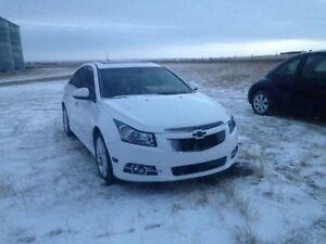 REDUCED: 2014 Chevrolet Cruze RS