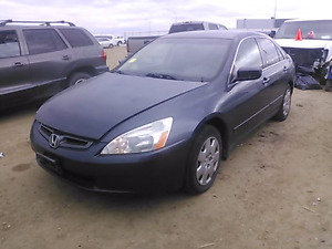 Honda accord automatic v6 low km mechanic special