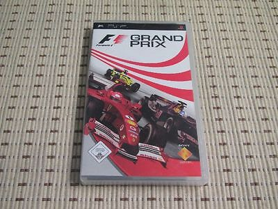 F1 Grand Prix für Sony PSP *OVP*
