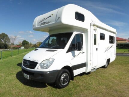 2010 Mercedes Motorhome – LOW KMS - AUTO Glendenning Blacktown Area Preview