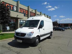 2013 Mercedes-Benz Sprinter 3500 REEFER TRUCK