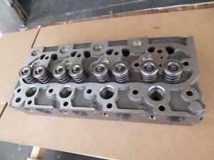 Brand New Kubota V1902 / 1702 Cylinder Head - Loaded