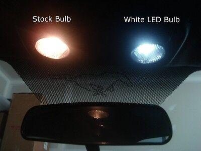 2005 2014 Ford Mustang White Led Map Light Kit
