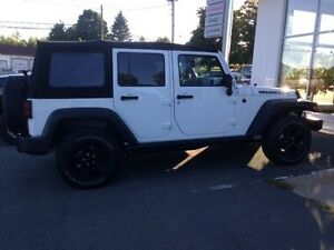 Jeep Premium Factory Soft Top (4dr)