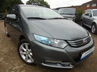 Honda Insight Left Hand Drive (grey) 2013