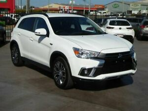 2018 Mitsubishi ASX XC MY18 LS ADAS (2WD) White Continuous Variable Wagon Brendale Pine Rivers Area Preview
