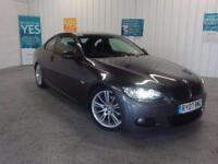 2007 07 BMW 3 SERIES 2.0 320D M SPORT 2D 175 BHP DIESEL