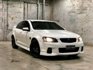 2013 Holden Commodore VE II MY12.5 SS Z Series White 6 Speed Sports Automatic Sedan Mile End South West Torrens Area Preview