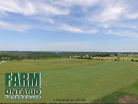 Top Quality Bruce County Land! Workable Ground & a Large House!
