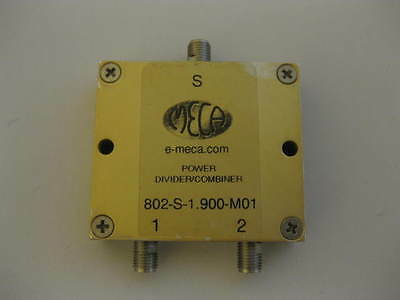Used MECA 802-S-1.900-M01 Power Divider & Combiner SMA
