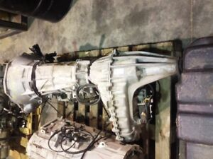 68-RFE TRANSMISSION AND TRANSFER CASE