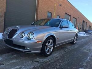 2003 Jaguar S-TYPE PREMIUM  - 70376 KMS ( S O L D )