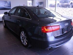 2015 Audi A6 2.0T Progressiv quattro 8sp Tiptronic