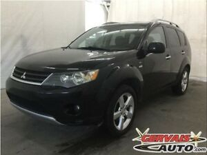 Mitsubishi Outlander XLS V6 AWD Cuir Toit Ouvrant MAGS 2008