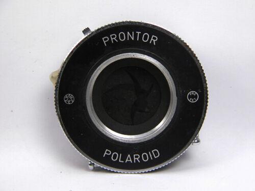 Polaroid PRONTOR MP-4 SHUTTER