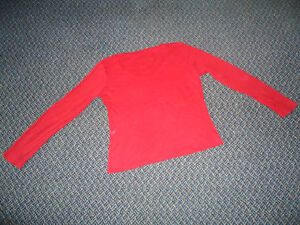 Ladies Size Large Long Sleeve a.n.a. Brand T-Shirt Kingston Kingston Area image 1