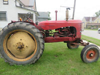 Massey Tractor for sale or trade