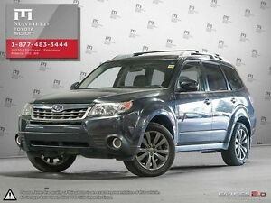 2013 Subaru Forester 2.5X Touring 4dr All-wheel Drive