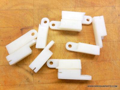 10 Filler Blocks For Biro Saw Models 11 22 33 34 44 55 1433 3334 4436 Ref. 177