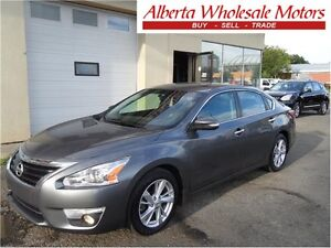 2014 NISSAN ALTIMA 2.5 SL LEATHER WE FINANCE ALL EASY FINANCE