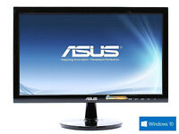 19-inch Asus VS197DE LED Monitor - Boxed