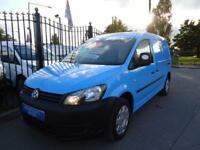 2011 VOLKSWAGEN CADDY MAXI 1.6TDI 102PS C20 DSG AUTOMATIC