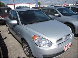 2007 Hyundai Accent GS Kitchener / Waterloo Kitchener Area image 3