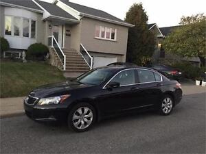 2008 honda accord- AUTOMATIC- TOIT-MAGS-  4 cyl- PROPRE- 5800$