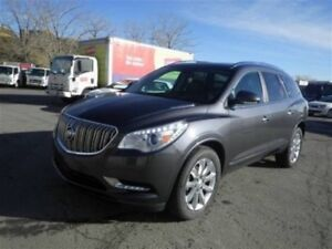2013 Buick Enclave Leather   Sunroof   Backup Camera   Touchscre