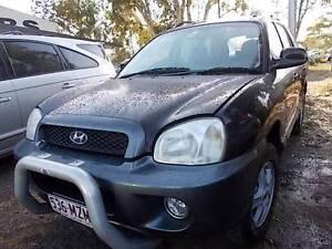 2004 Hyundai Santa Fe Wagon Mount Louisa Townsville City Preview
