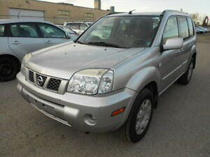 2005 Nissan X-Trail 4X4 (Certified)