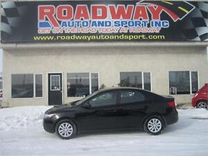 2013 Kia Forte LX-PST Paid Sask. Unit