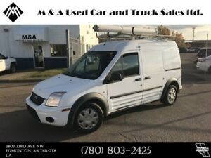 2011 Ford Transit Connect XLT - LADDER RACK, SHELVING, FINANCE