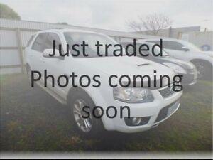 2009 Ford Territory SY Mkii Ghia Turbo (4x4) White 6 Speed Auto Seq Sportshift Wagon Devonport Devonport Area Preview