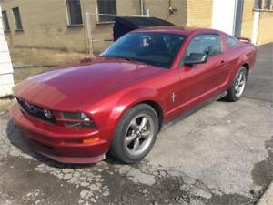 2006 FORD MUSTANG***MANUELLE+CUIR+4.0LITRES+6200$***