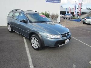 2006 Holden Adventra VZ MY06 SX6 Grey 5 Speed Automatic Wagon Buderim Maroochydore Area Preview