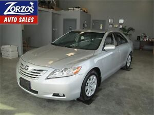 2007 Toyota Camry XLE/lEATHER/SUNROOF