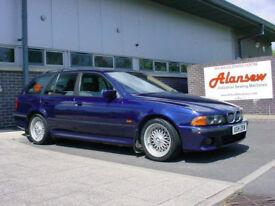 BMW 528SE TOURING, RARE 5 SPEED, MINE 17 YEARS