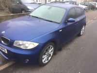 BMW 116i M SPORT 2006 HPI CLEAR BARGAIN QUICK SALE PX SWAP