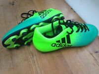 Adidas X16.4 Football Boots - new size 7
