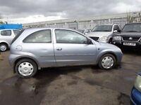 2004 Vauxhall Corsa 1.2 3 Door MOT'd 11/4/18 84,000 Miles £250