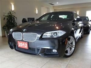 2012 BMW 550i xDrive M Sport PKG+Executive PKG!